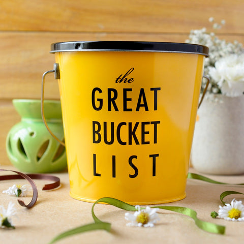 The Great Bucket List (Hitched)