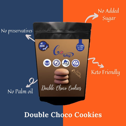 Double Choco Cookies (Pack of 3)