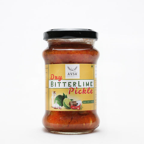 Dry Bitter Lime Pickle