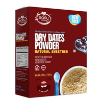 Dry Dates Powder (Natural Sweetener For Little Ones & Kids)