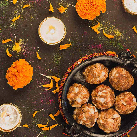 Dry Fruit Laddu - Jagger Bombs (Tray - 7 Servings)