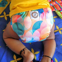 Duet Cloth Diaper - Shiny Disco