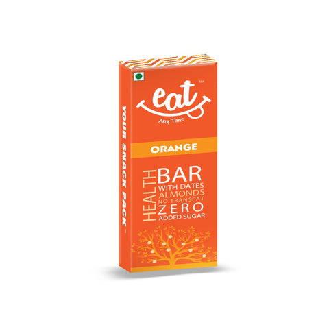Energy Bar - Orange, 6 x 40 gm (Pack of 6)