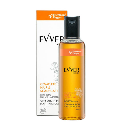 Hair Oil Complete Hair & Scalp Care with Vitamin E