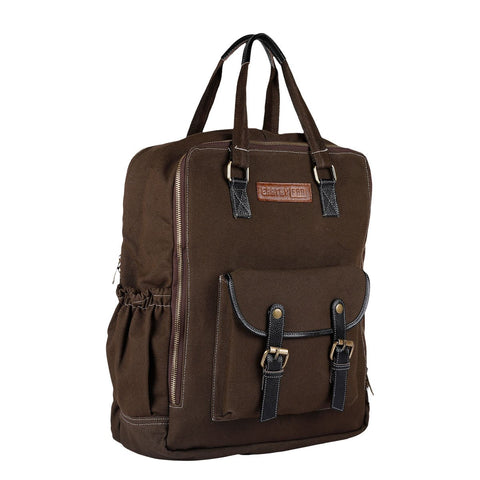 Laptop Backpack (Bourbon)