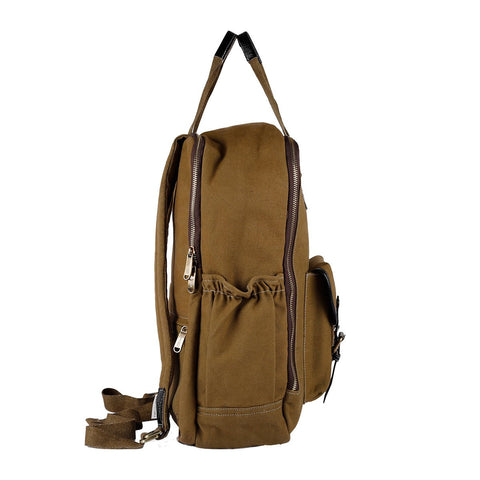 Laptop Backpack (Tobacco)