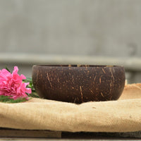 Eco-Friendly Coconut Bowl (Made From Original Coconut Shells)