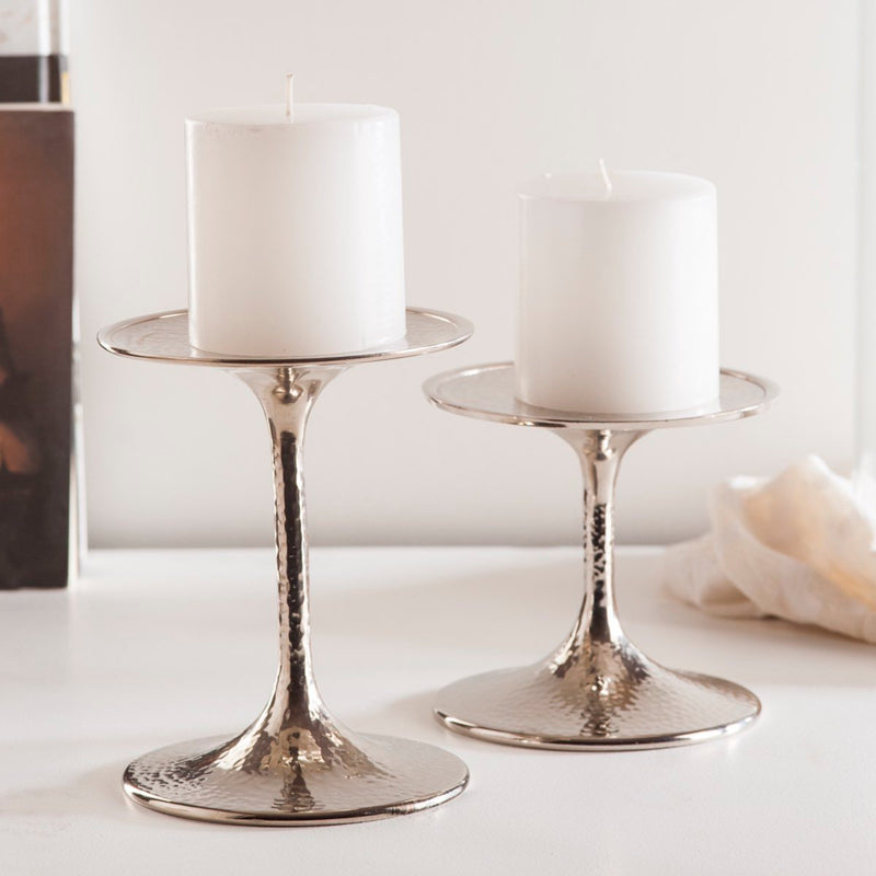 Ellie Candle Stands (Set of 2)