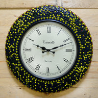 Mosaic Work Wall Clock