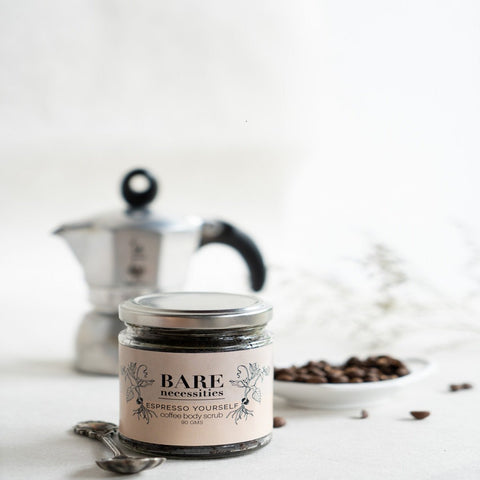 Espresso Yourself Coffee Body Scrub