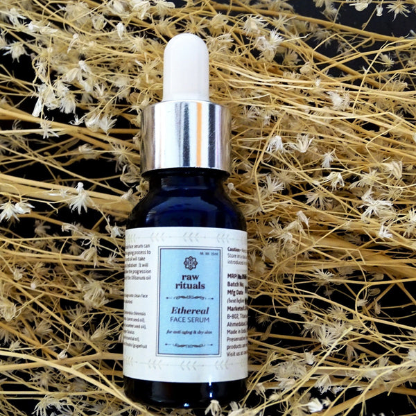 Chemical-Free Ethereal Face Serums (Anti Aging And Dry Skin) at Qtrove