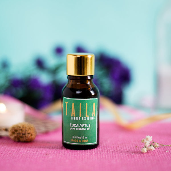 Eucalyptus Essential Oil (15 ml) at Qtrove