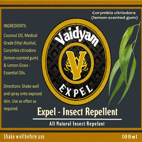 Expel All Natural Insect Repellent