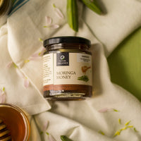 All Natural Moringa Honey