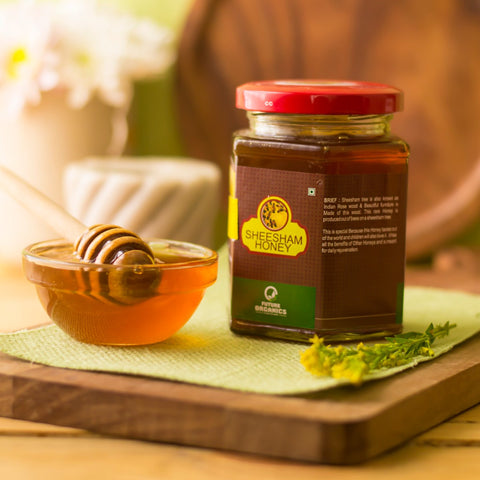 All Natural Sheesham Honey
