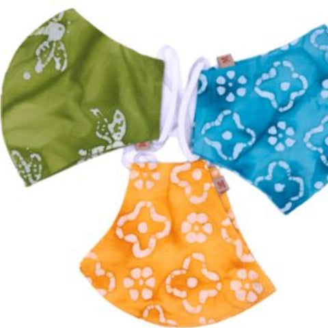 Face Masks (Cloth) - Reusable,Washable,Anti Pollution (Pack of 3)