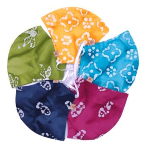 Face Masks (Cloth) - Reusable, Washable, Anti Pollution (Pack of 5)