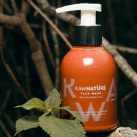 Face Wash (Red Volcanic Clay)