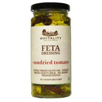Feta Dressing Sun Dried Tomatoes