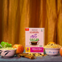First Solids Millets & Rice Kichadi Mix (Organic Baby Food) (9+ Months)