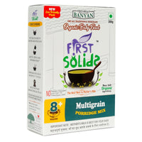 First Solids Multigrain Sathu Maavu Porridge Mix (Organic Baby Food) (8+ Months)