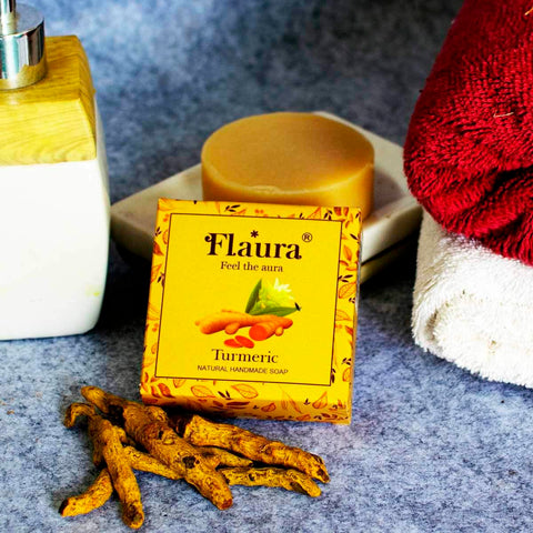 Turmeric Soap (Natural Handmade Soap)