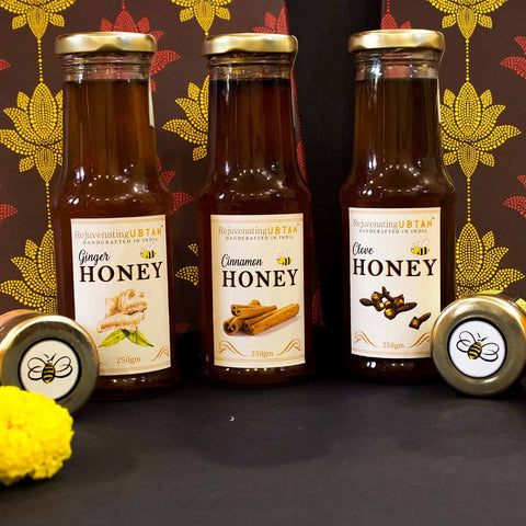 Flavoured Honey Gift Box