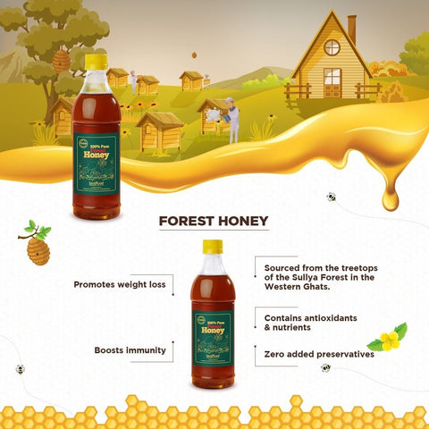 Forest Honey (100% Pure)
