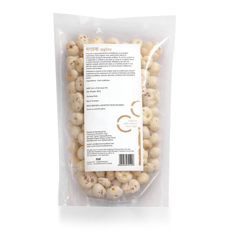 Fox Nut Puffed (Makhana)(Pack of 2)