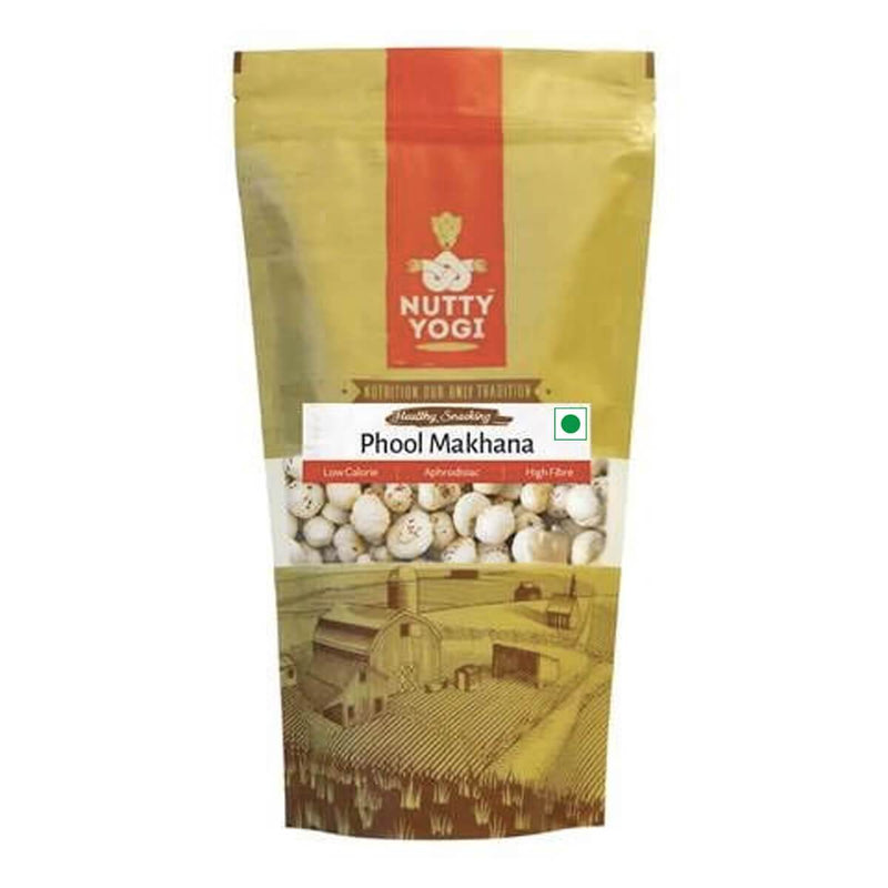 Phool Makhana (Fox Nuts)(Pack of 2)