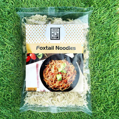 Foxtail Millet Noodles & Multi Millet Noodles ( Pack Of 2)