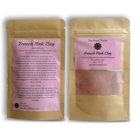 French Pink Clay