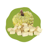 Freeze-Dried Snack, Pure Custard Apple (Pack of 3)