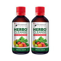 Fruit and Veggie Wash (HerboCleanse)  - 200 ml X 2 Bottle