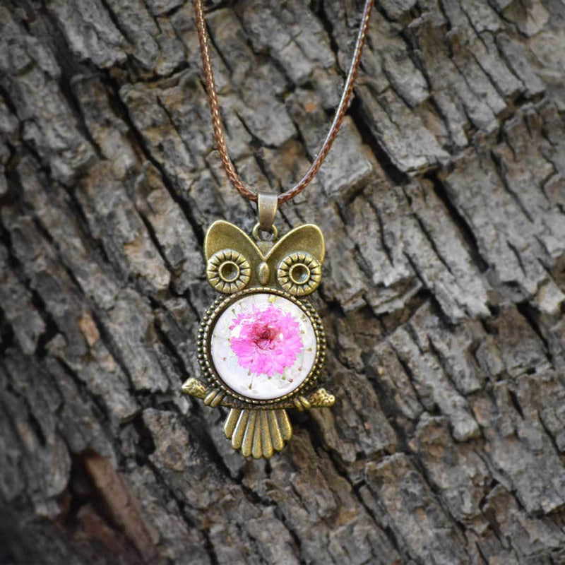 Giggle and Hoot Necklace