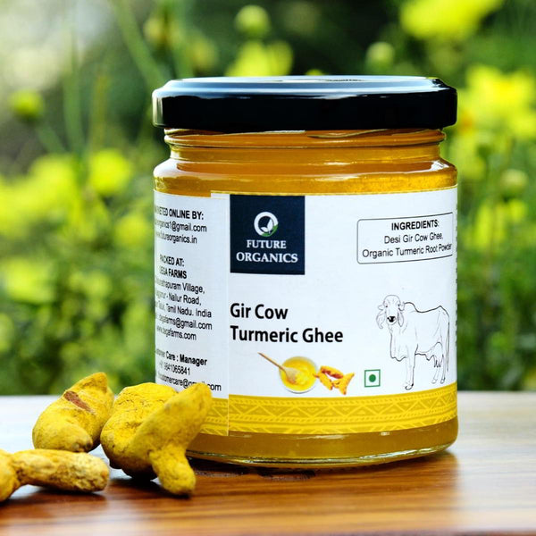 Gir Cow Turmeric Ghee at Qtrove