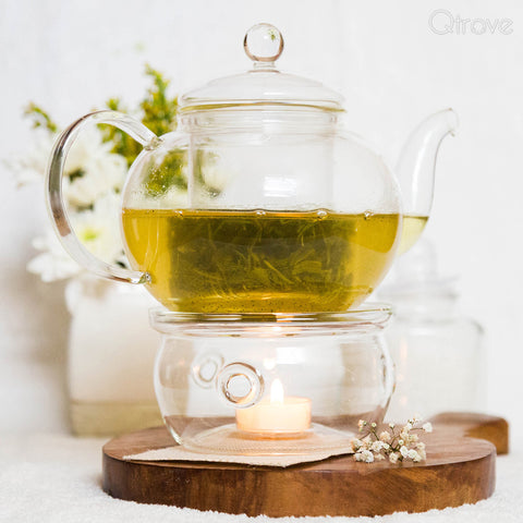 Calido Glass Tea Pot Warmer