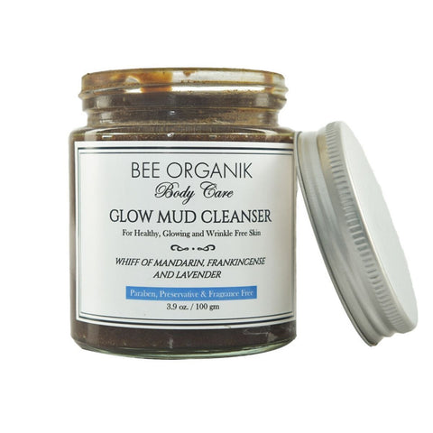 Glow Mud Cleanser (Healthy, Glowing and Wrinkle Free Skin)