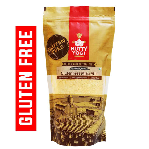 Gluten Free Missi Atta (Pack of 2)