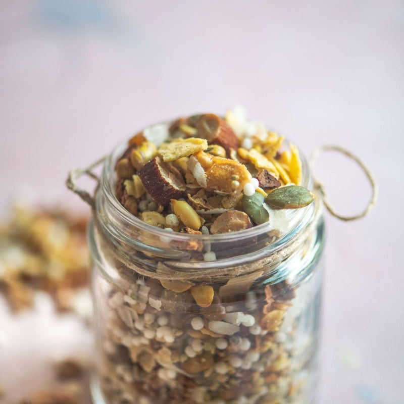 Gluten Free Trail Mix