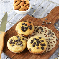 Gluten Free Chocolate Chip Breakfast Bread Rolls