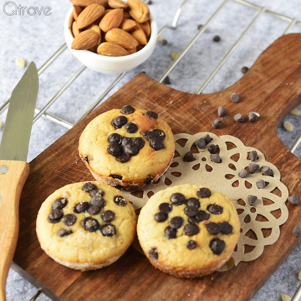 Gluten Free Chocolate Chip Breakfast Bread Rolls at Qtrove