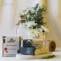 Handmade Men's Range Pine And Cedarwood Soap