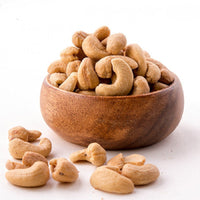 Roasted & Salted Cashews and Pepper Cashews Combo (150gm Each)