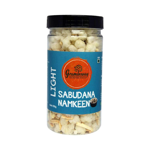 Graminway Light Sabudana Namkeen (Pack of 2)