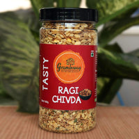 Tasty Ragi Chivda (Pack of 2)