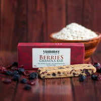 Berries Granola Bar - (Pack of 5).
