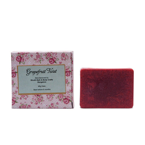 Grapefruit Twist Bath Bar