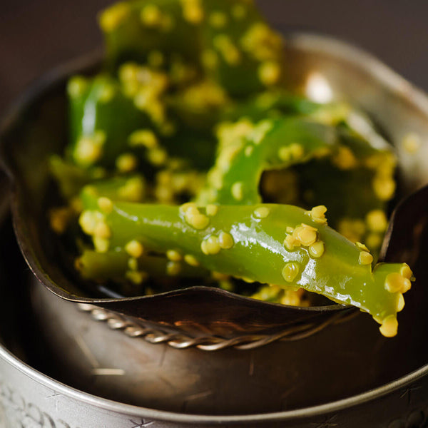 Green Chillies Pickle at Qtrove