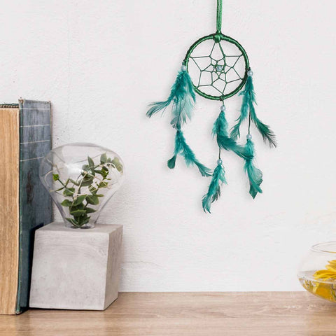 Green Color Car & Wall Hanging (Small)